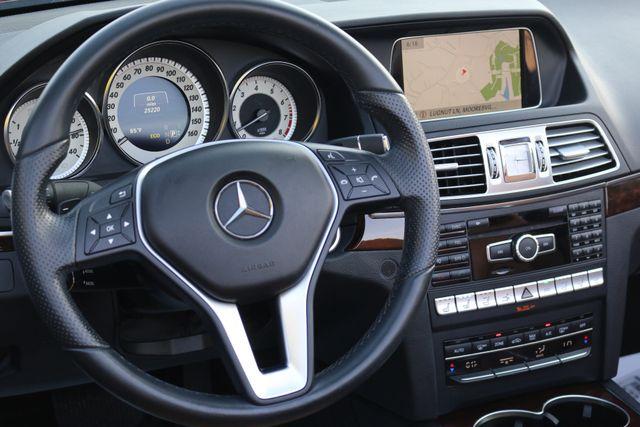 2014 Mercedes-Benz E 350 Convertible Mooresville, North Carolina 8