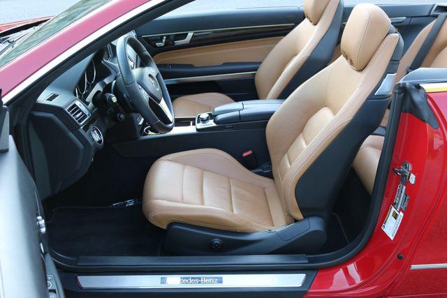 2014 Mercedes-Benz E 350 Convertible Mooresville, North Carolina 9