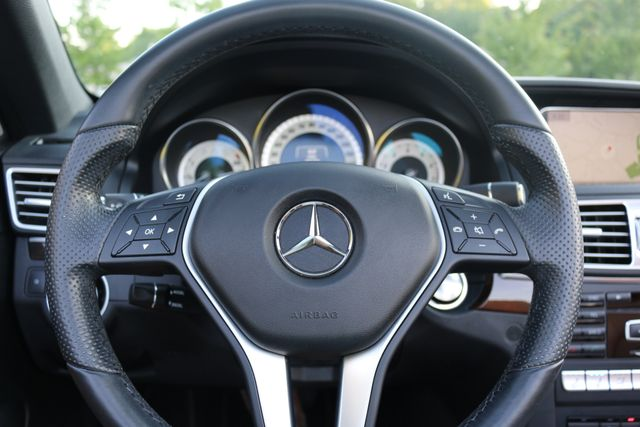 2014 Mercedes-Benz E 350 Convertible Mooresville, North Carolina 38