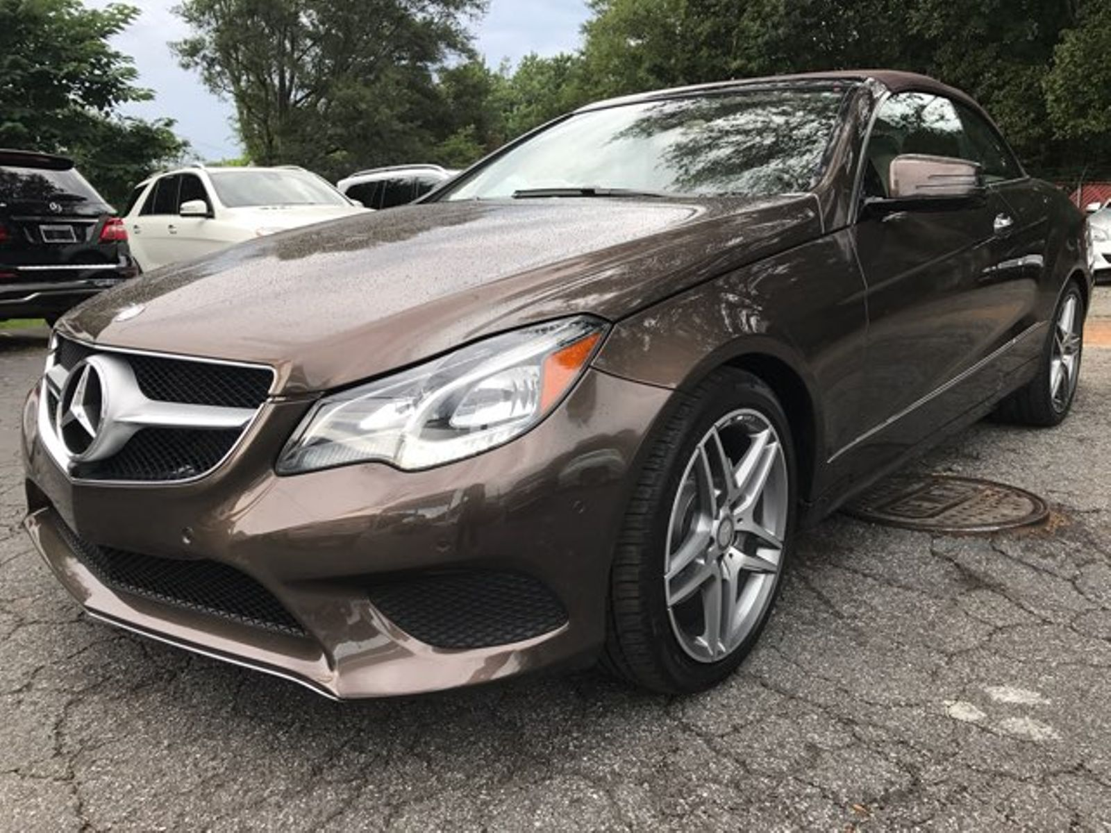 2014 mercedes benz e 350 amg keyless go parktronic city ga for Mercedes benz marietta ga
