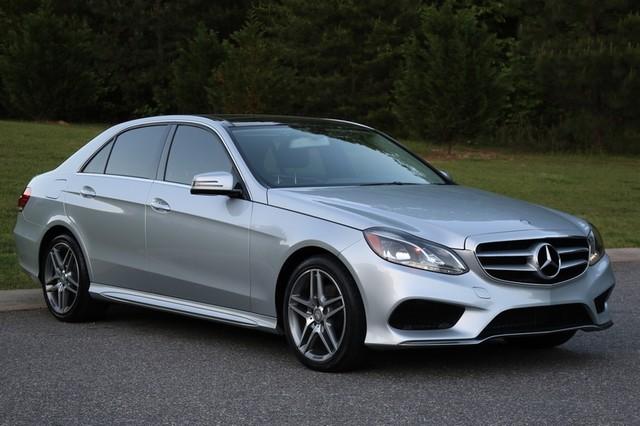 2014 Mercedes-Benz E 350 Sport Mooresville, North Carolina 0