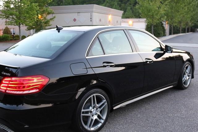 2014 Mercedes-Benz E 350 Sport Mooresville, North Carolina 66