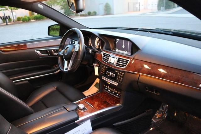 2014 Mercedes-Benz E 350 Sport Mooresville, North Carolina 20