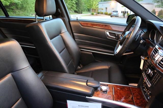 2014 Mercedes-Benz E 350 Sport Mooresville, North Carolina 21
