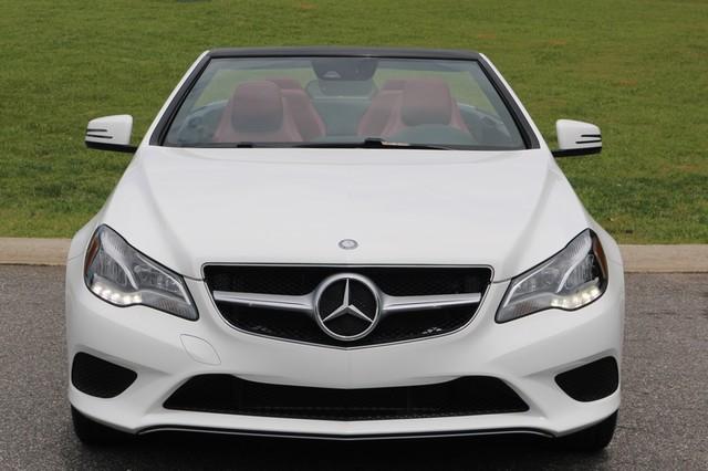 2014 Mercedes-Benz E 350 Cabriolet Mooresville, North Carolina 1