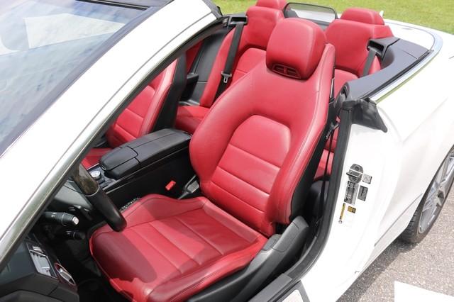 2014 Mercedes-Benz E 350 Cabriolet Mooresville, North Carolina 10