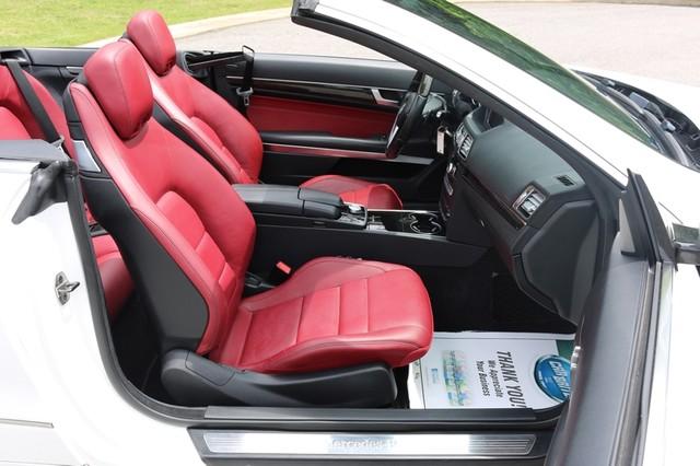 2014 Mercedes-Benz E 350 Cabriolet Mooresville, North Carolina 18