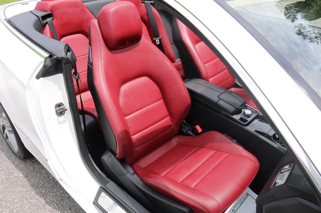 2014 Mercedes-Benz E 350 Cabriolet Mooresville, North Carolina 19