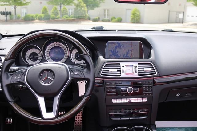 2014 Mercedes-Benz E 350 Cabriolet Mooresville, North Carolina 22