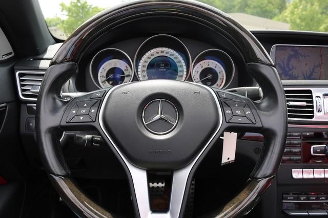 2014 Mercedes-Benz E 350 Cabriolet Mooresville, North Carolina 25