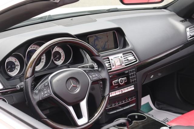 2014 Mercedes-Benz E 350 Cabriolet Mooresville, North Carolina 7