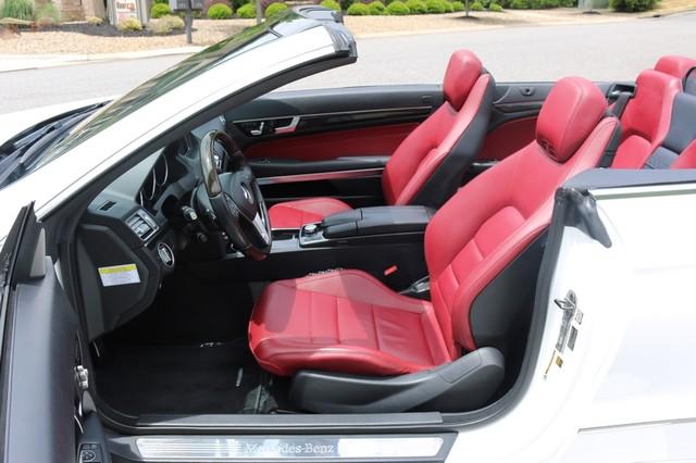 2014 Mercedes-Benz E 350 Cabriolet Mooresville, North Carolina 9