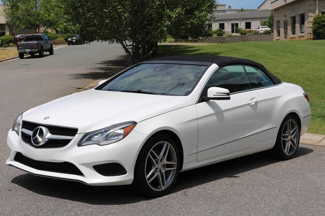2014 Mercedes-Benz E 350 Cabriolet Mooresville, North Carolina 61