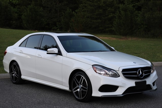 2014 Mercedes-Benz E 350 Sport Mooresville, North Carolina 0