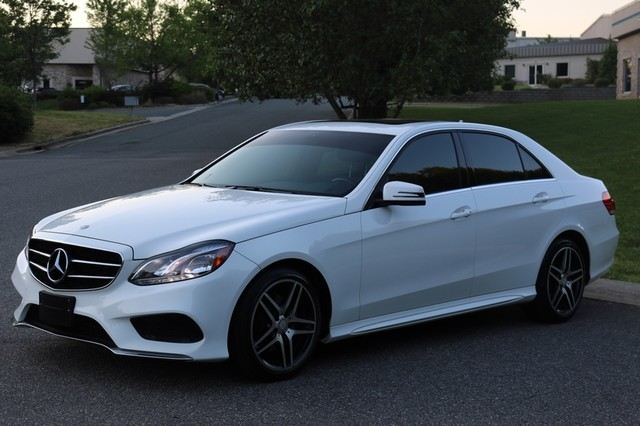 2014 Mercedes-Benz E 350 Sport Mooresville, North Carolina 2