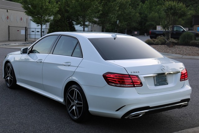 2014 Mercedes-Benz E 350 Sport Mooresville, North Carolina 3