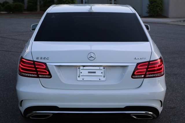 2014 Mercedes-Benz E 350 Sport Mooresville, North Carolina 4