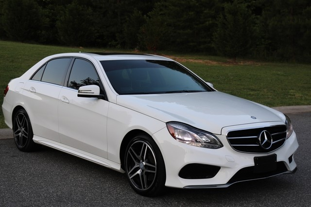 2014 Mercedes-Benz E 350 Sport Mooresville, North Carolina 72