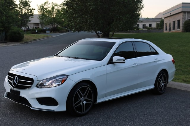 2014 Mercedes-Benz E 350 Sport Mooresville, North Carolina 64
