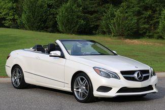 2014 Mercedes-Benz E 350 Cabriolet Mooresville, North Carolina