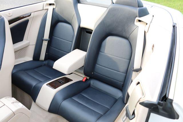 2014 Mercedes-Benz E 350 Cabriolet Mooresville, North Carolina 16
