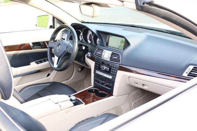 2014 Mercedes-Benz E 350 Cabriolet Mooresville, North Carolina 20
