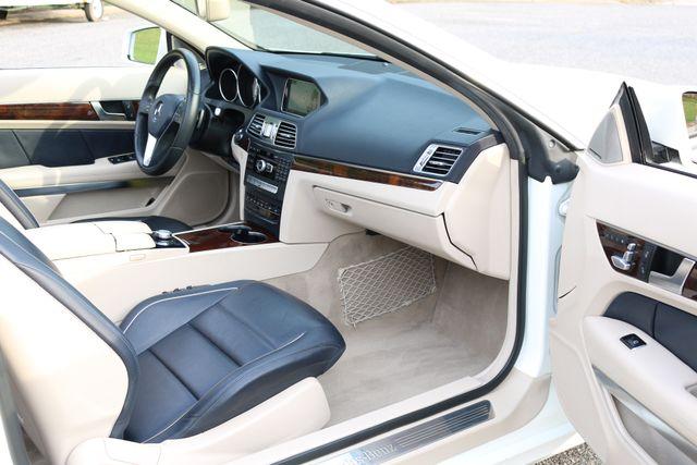 2014 Mercedes-Benz E 350 Cabriolet Mooresville, North Carolina 21