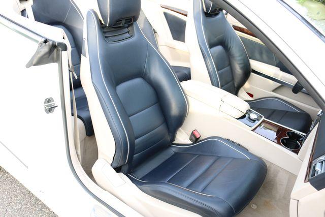 2014 Mercedes-Benz E 350 Cabriolet Mooresville, North Carolina 23
