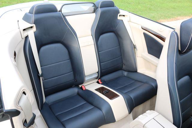 2014 Mercedes-Benz E 350 Cabriolet Mooresville, North Carolina 29