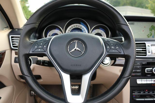 2014 Mercedes-Benz E 350 Cabriolet Mooresville, North Carolina 32