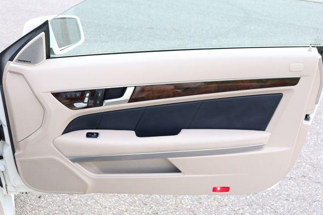 2014 Mercedes-Benz E 350 Cabriolet Mooresville, North Carolina 87