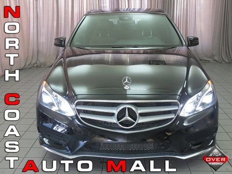 2014 Mercedes-Benz E 550 Sport in Akron, OH