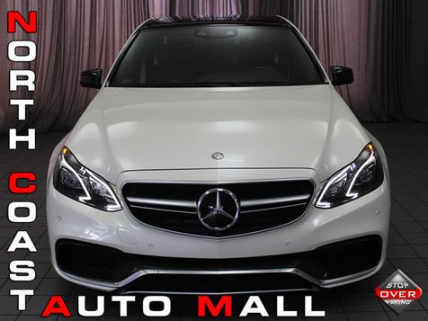 2014 Mercedes-Benz E 63 AMG S-Model in Akron, OH
