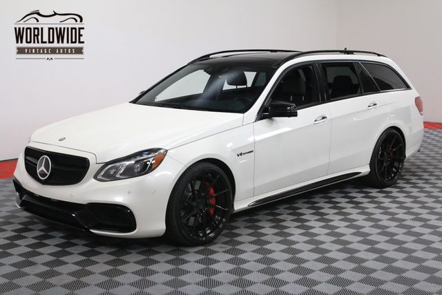 2014 Mercedes-Benz E 63 AMG BRABUS $175K+ INVESTED AWD WARRANTY 1 OF 1 | Denver, Colorado | Worldwide Vintage Autos