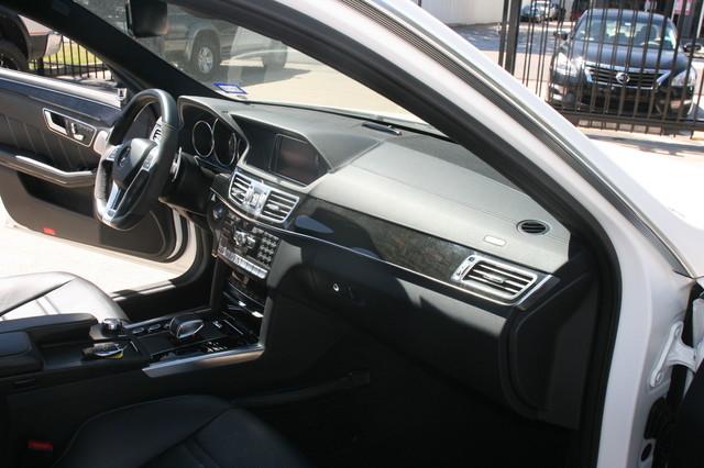 2014 Mercedes-Benz E 63 AMG S-Model Houston, Texas 16
