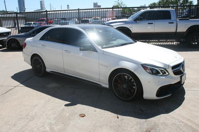 2014 Mercedes-Benz E 63 AMG S-Model Houston, Texas 7