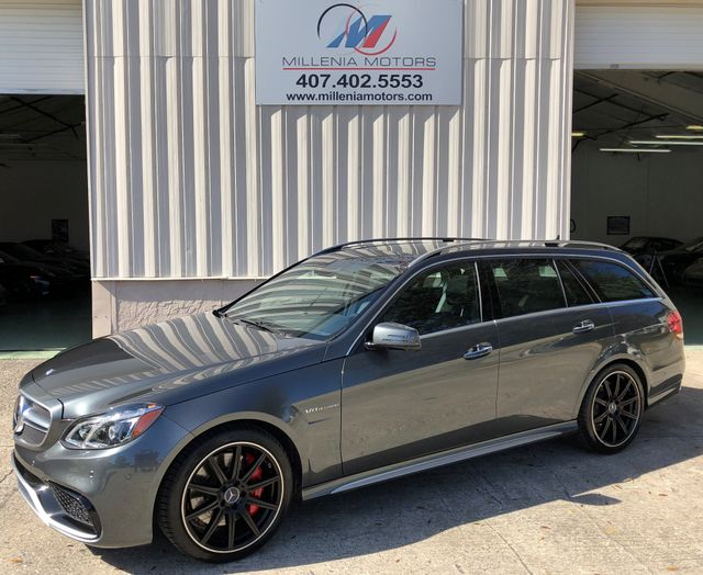 2014 Mercedes-Benz E 63 AMG Longwood, FL 45
