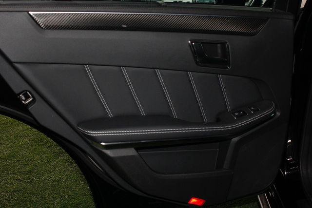 2014 Mercedes-Benz E 63 AMG S-MODEL 4MATIC - DRIVER ASSISTANCE  PKG! Mooresville , NC 51