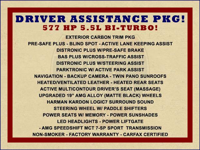 2014 Mercedes-Benz E 63 AMG S-MODEL 4MATIC - DRIVER ASSISTANCE  PKG! Mooresville , NC 1