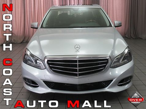 2014 Mercedes-Benz E-Class 4dr Sedan E350 4MATIC in Akron, OH