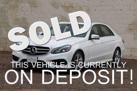 2014 Mercedes-Benz E350 4Matic AWD Executive Sport Sedan w/Navigation, Harman/Kardon Audio and 18