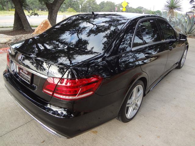 2014 Mercedes-Benz E350 Sport 4Matic Austin , Texas 7