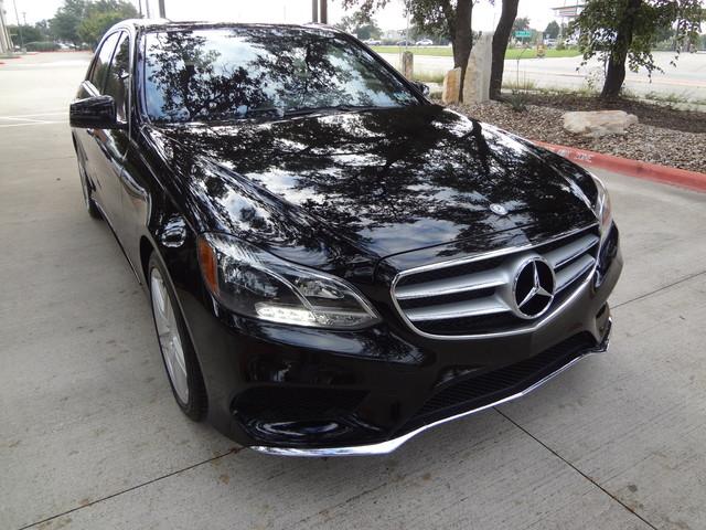 2014 Mercedes-Benz E350 Sport 4Matic Austin , Texas 10