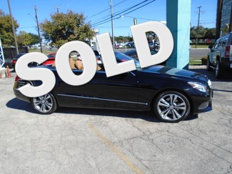 2014 Mercedes-Benz E350 Convertible  Nav , Heated seats San Antonio, Texas