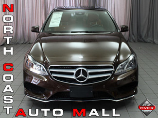 2014 Mercedes-Benz E550 Sport in Akron, OH