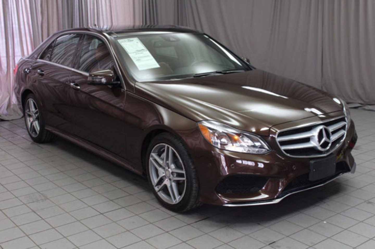2014 mercedes benz e550 sport city oh north coast auto for Mercedes benz dealer akron ohio