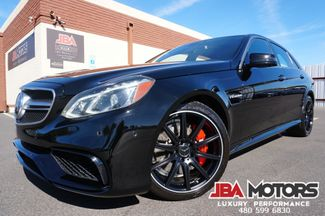 2014 Mercedes-Benz E63 AMG S-Model E63S E Class 63 Sedan | MESA, AZ | JBA MOTORS in Mesa AZ