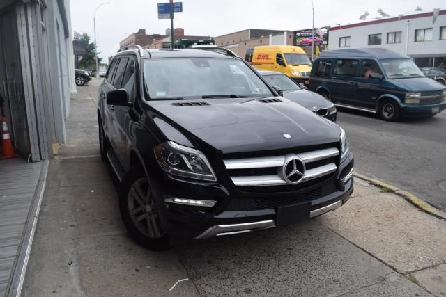 2014 Mercedes-Benz GL 350 BlueTEC Richmond Hill, New York 1