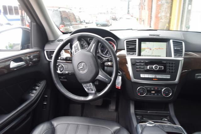 2014 Mercedes-Benz GL 350 BlueTEC Richmond Hill, New York 14