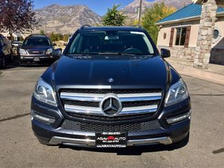 2014 Mercedes-Benz GL 450 GL450 4MATIC LINDON, UT 4
